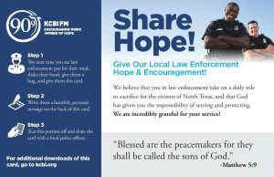 Share Hope Pic
