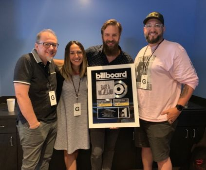 Bethel Music Honored For #1 Song