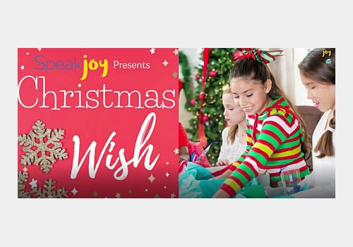 KFSH Speaks Joy To OC Families This Christmas
