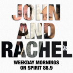 John and Rachel on Spirit 88.9