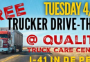 """WORQ """"Feed The Truckers"""""""