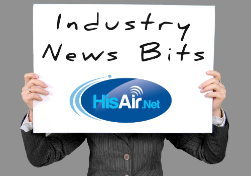 Industry News Bits 1-6-21