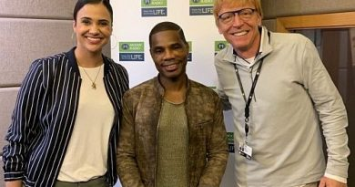 WMBI Welcomes Kirk Franklin