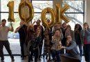 WBGL Podcast Hits 100,000 Downloads