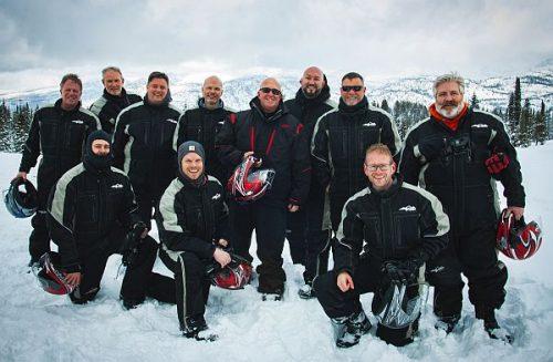 Men Of Radio Retreat