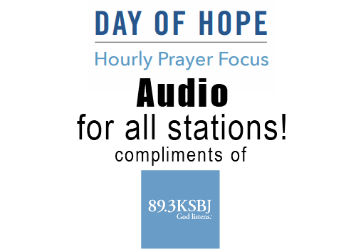 Day Of Hope Audio Available For All