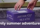 KTIS Purple Boxes of Hope