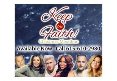 "7th Annual ""KeepTheFaith Christmas Marathon"""